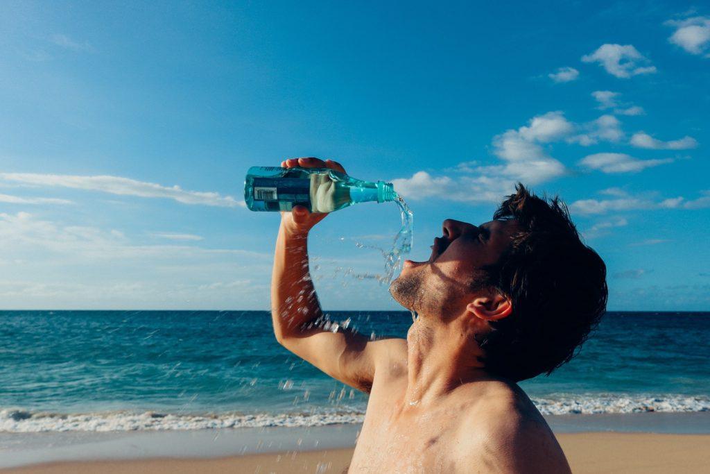 boire été