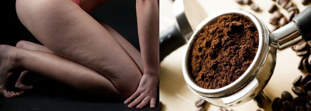 cellulite marc de café