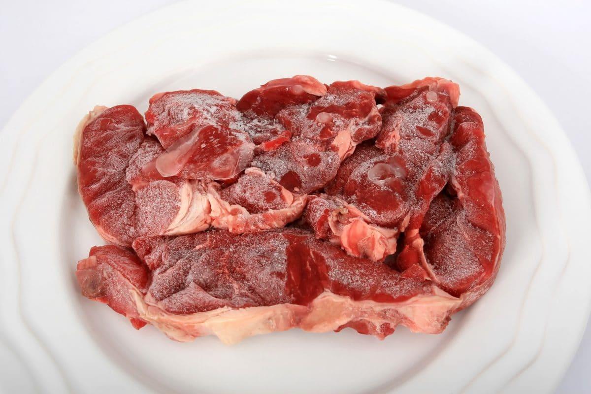 viande congelée pixabay