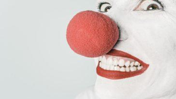 clown peur du clown coulrophobie