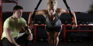 femme sport bras