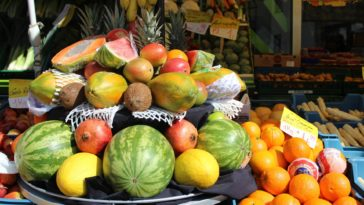 fruits assortiment