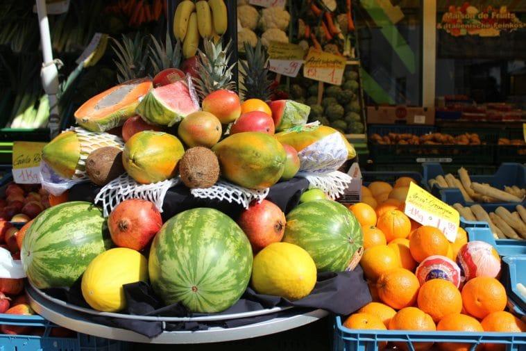 fruits assortiment