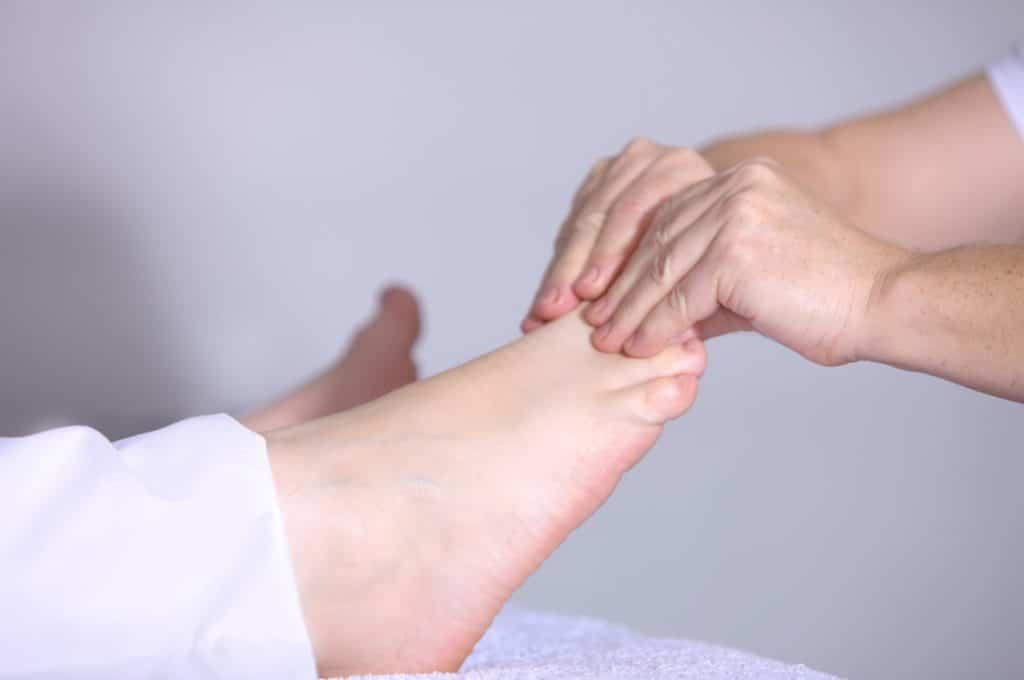 foot treatment