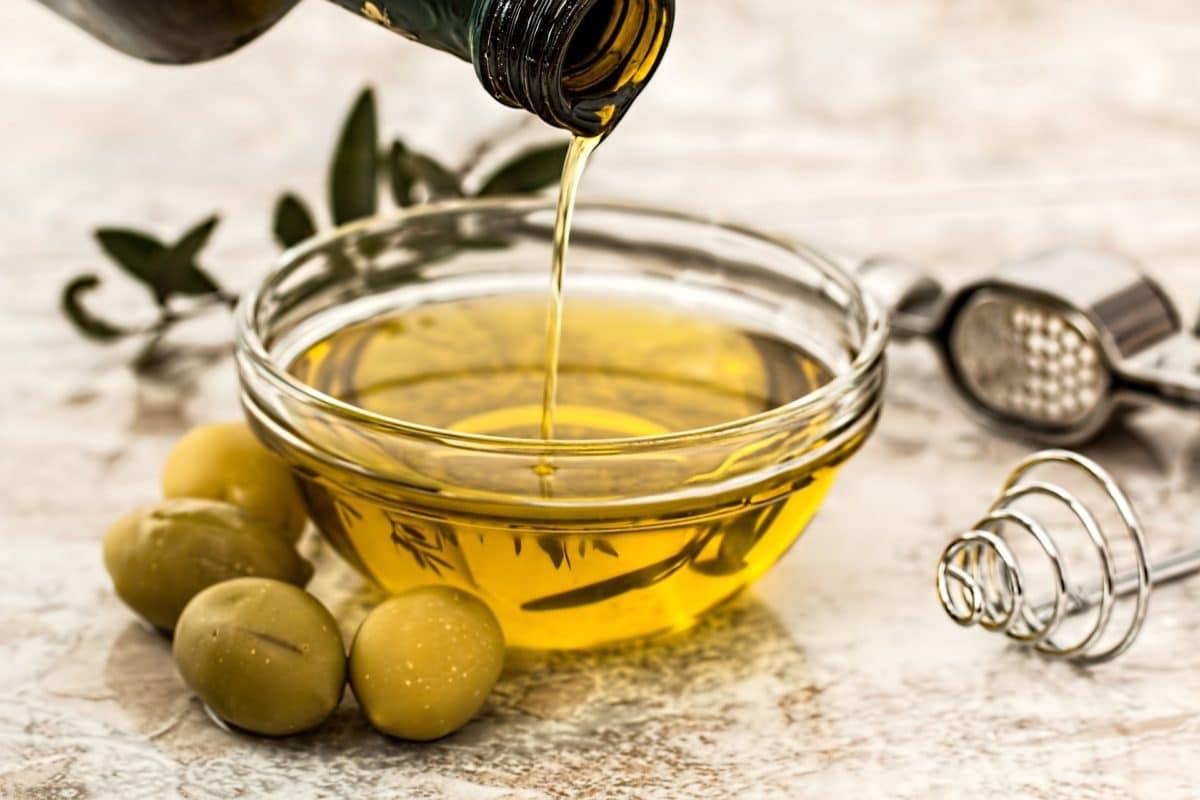 huile d'olives pixabay