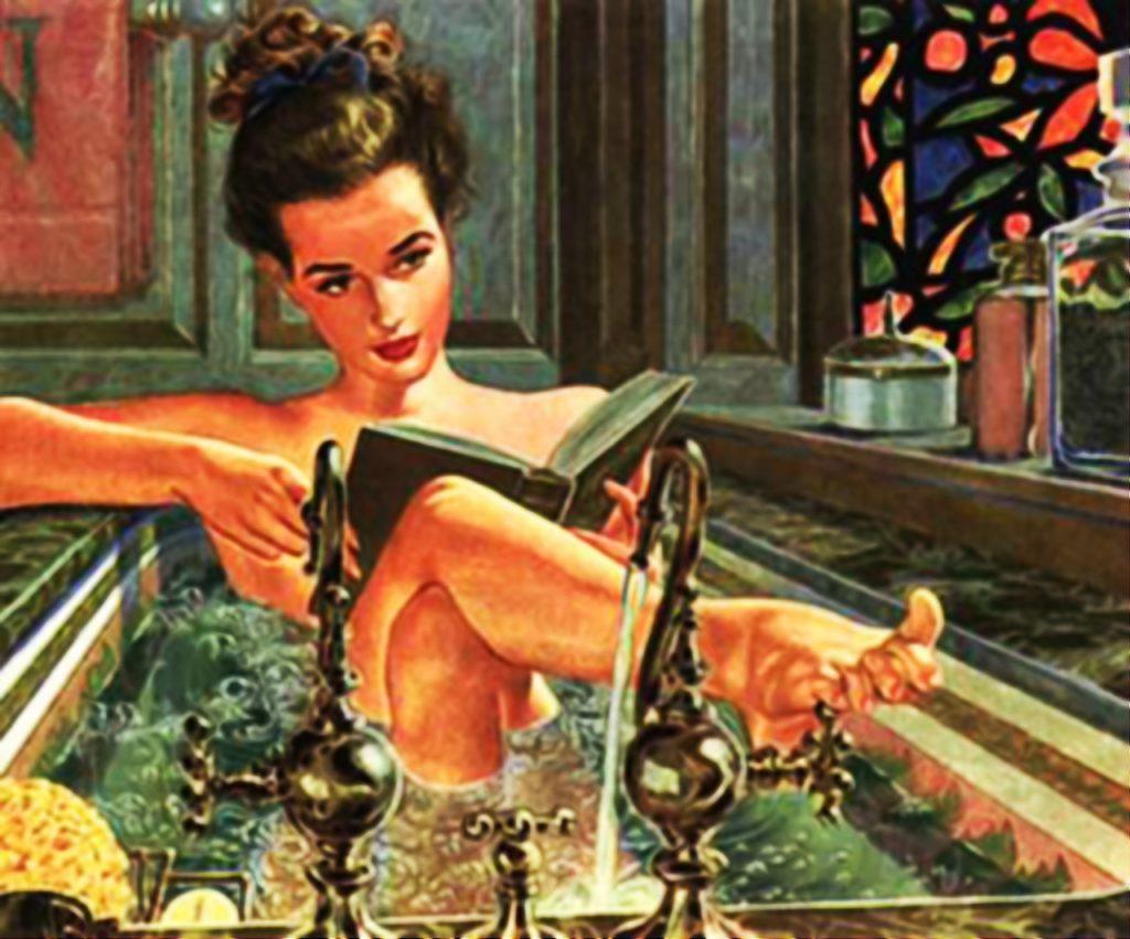 bain femme pixabay