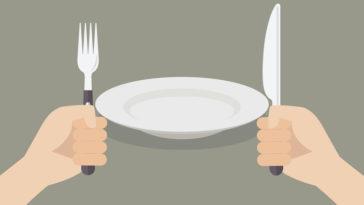 fourchette couteau