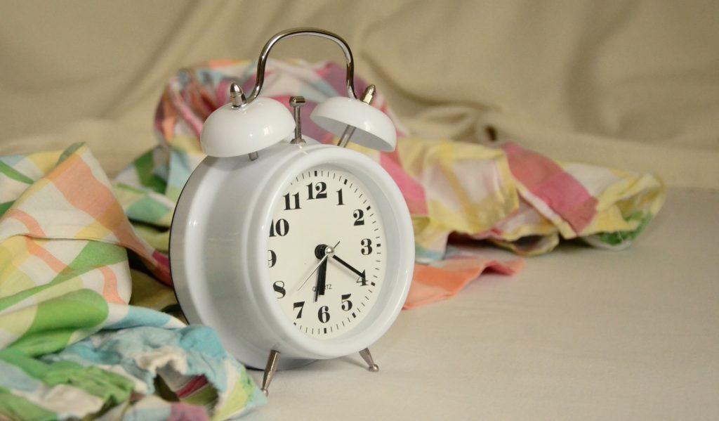 dormir bonne humeur