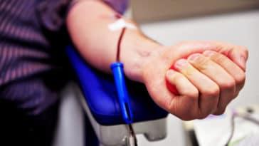 donner son sang