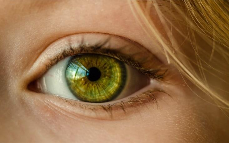 syndrome des yeux secs