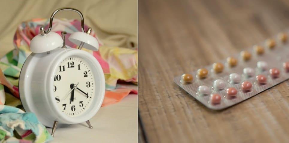retard fréquent de règles pilule contraceptive
