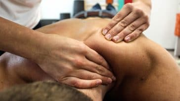 massage dos