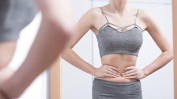 se regarder dans le miroir régime poids