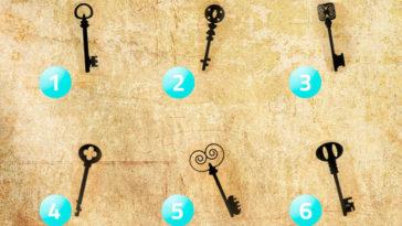 clés coffre