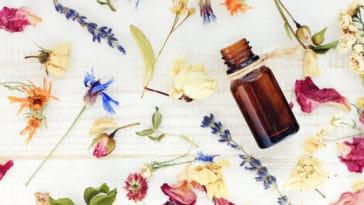 fleurs remède naturel