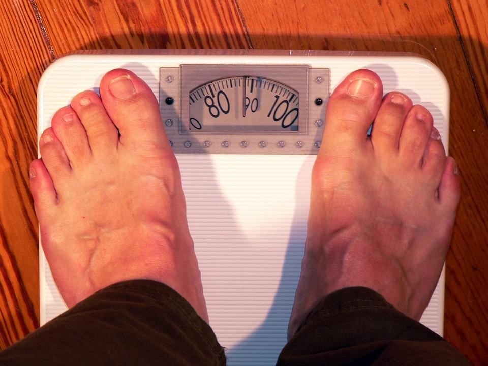 prise de poids balance obésité