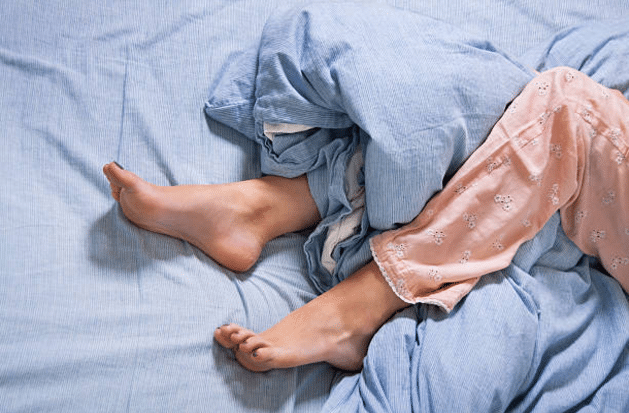 crampe nocturne jambe sans repos