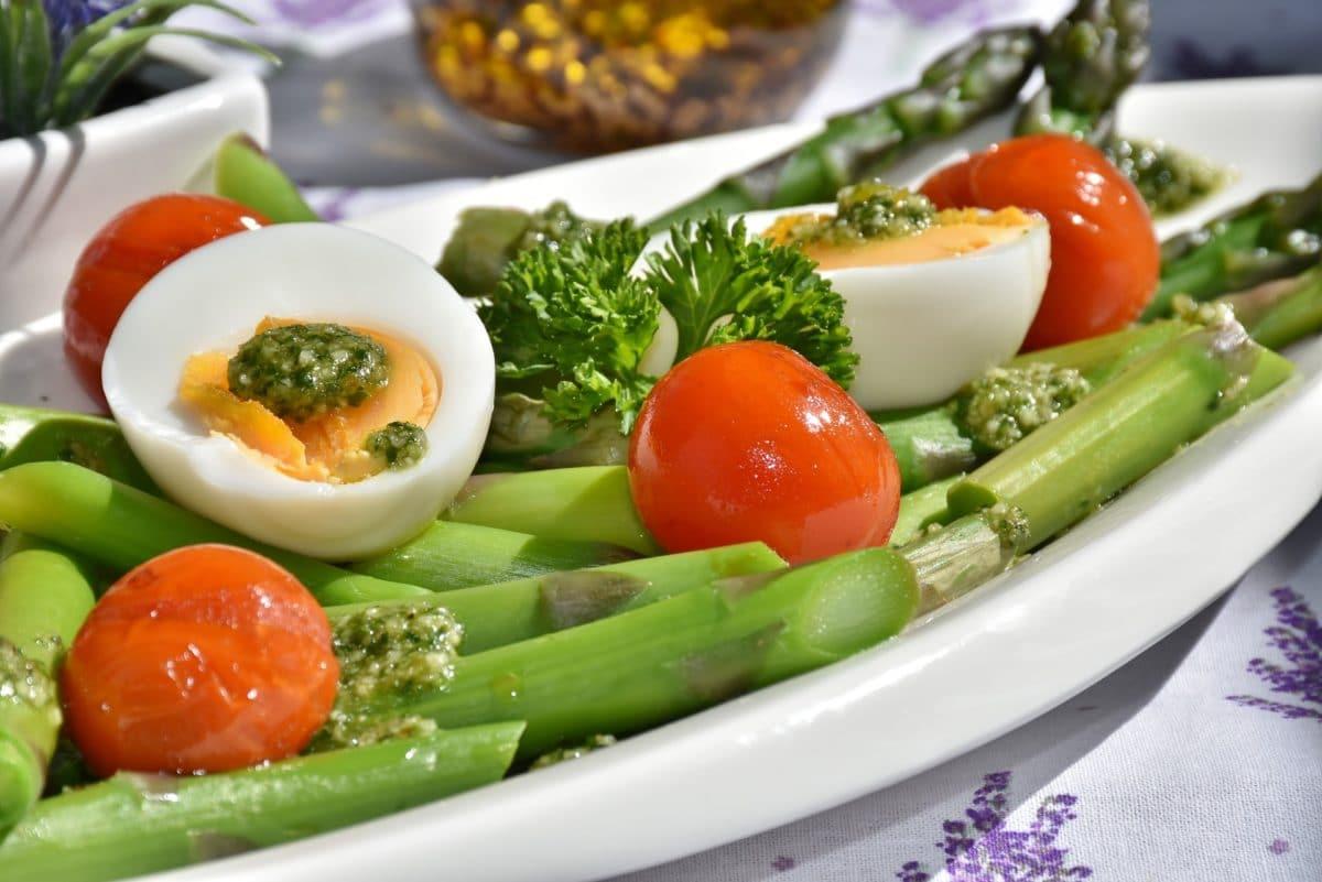 légumes verts - asperge