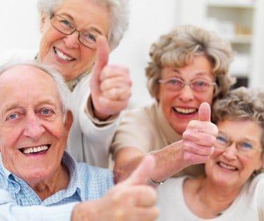personnes âgées seniors