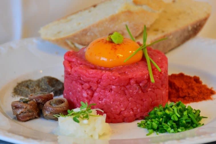 steak tartare viande hachée