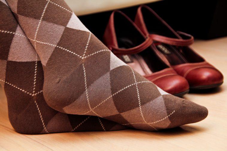 chaussettes - pieds