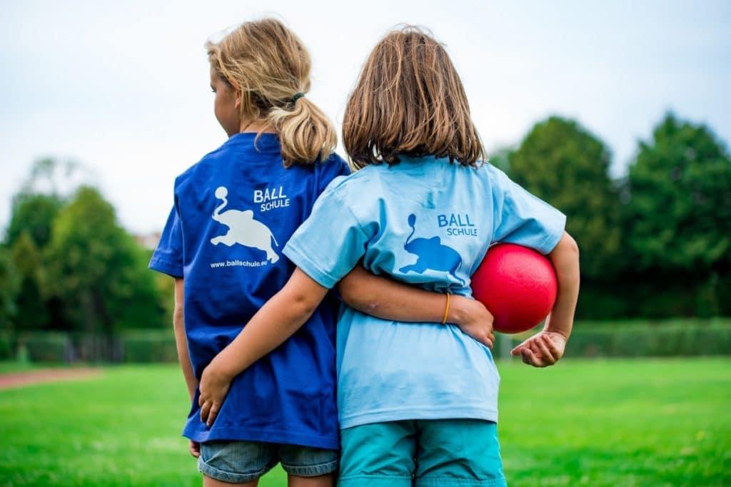 enfants jumeaux sport
