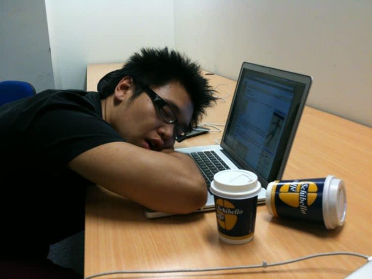 fatigue - bureau