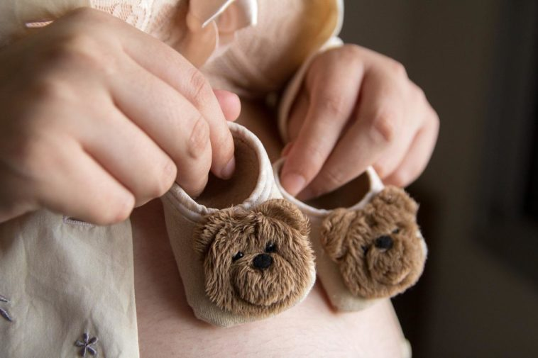ovulation test - enceinte