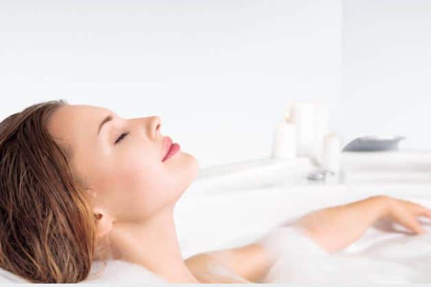 Coups de soleil bain eau froide Docteur Tamalou