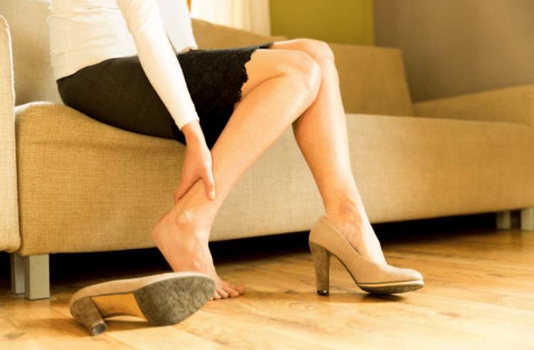 Jambes lourdes - symptômes