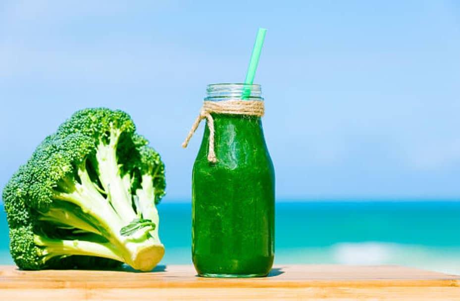 brocolis aliments qui aident à bronzer Docteur Tamalou