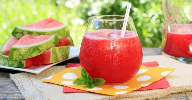 cocktail pastèque Docteur Tamalou