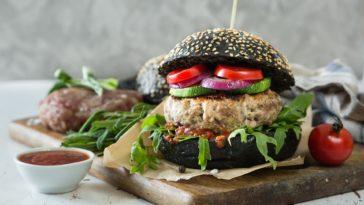 hamburger vegan Docteur Tamalou