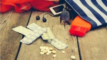 médicaments voyage étranger Docteur Tamalou