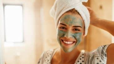 masque anti-âge remèdes naturels