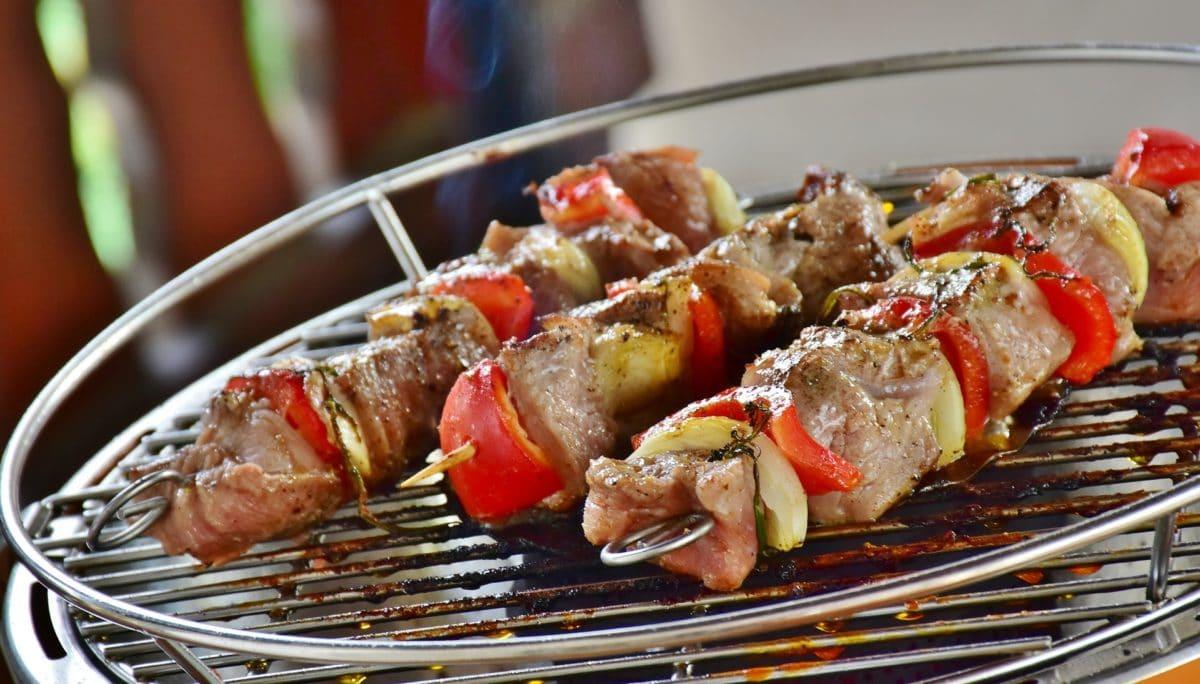 barbecue viande rouge