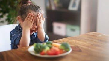 dégoût aliments