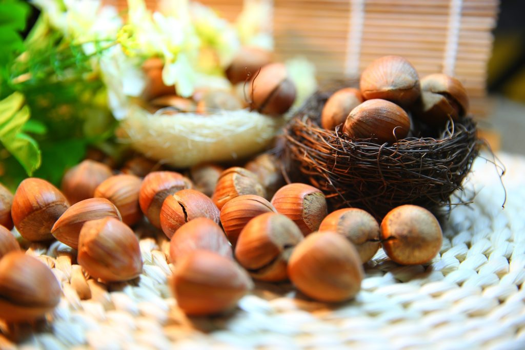 hazelnut natural remedy