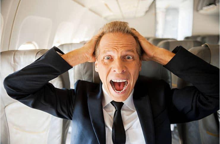 peur avion phobie conseils