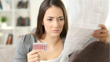 pilule contraceptive cholestérol