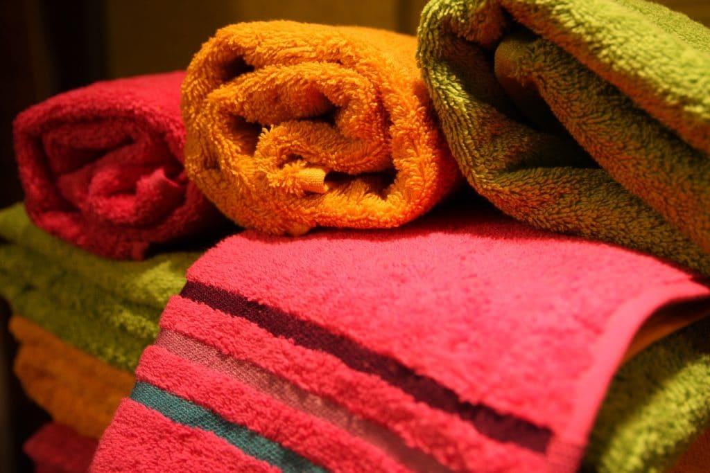 serviettes de toilette pixabay