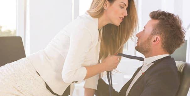 sexe entre collègues
