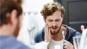 abcès dentaire rage de dent