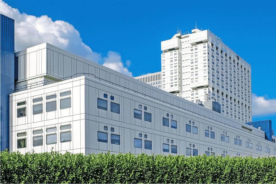 hôpital de Rotterdam