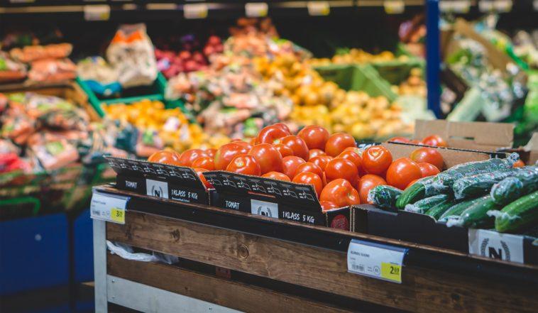 marché fruits et légumes de saison