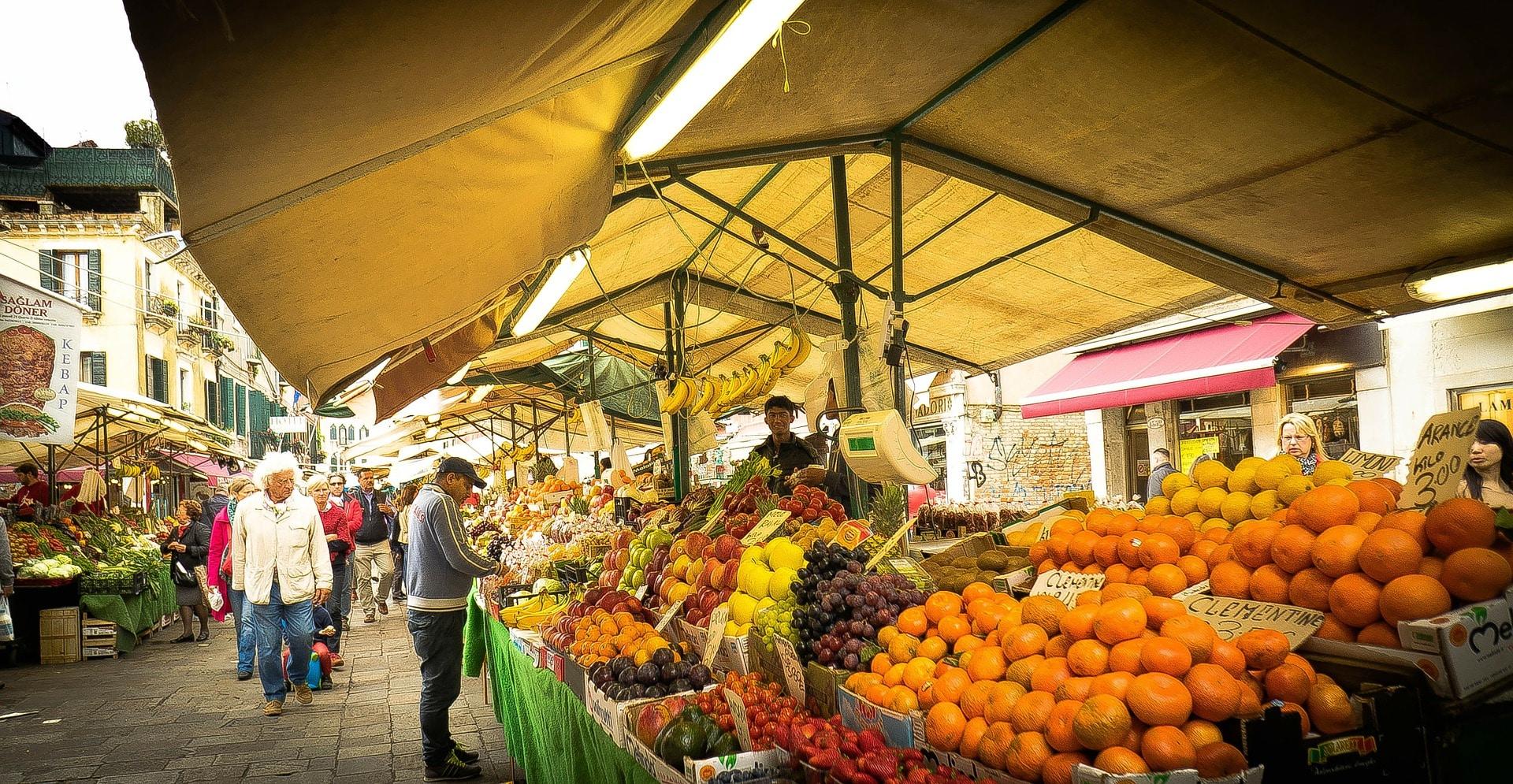 marché légumes vivre à la campagne