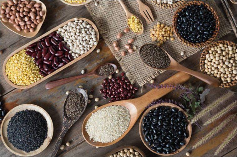 céréales quinoa épeautre