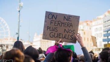 #NousToutes 13 violence femmes manifestation