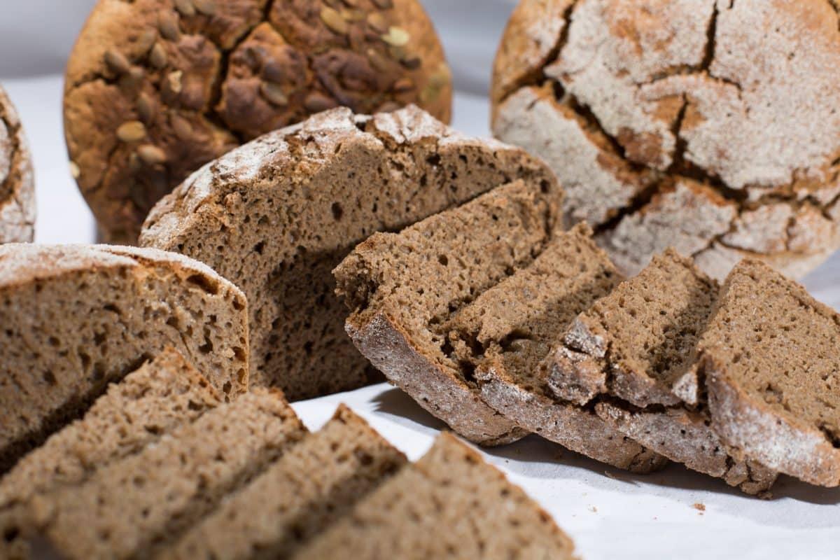 pain de seigle avaiomedia : Pixabay