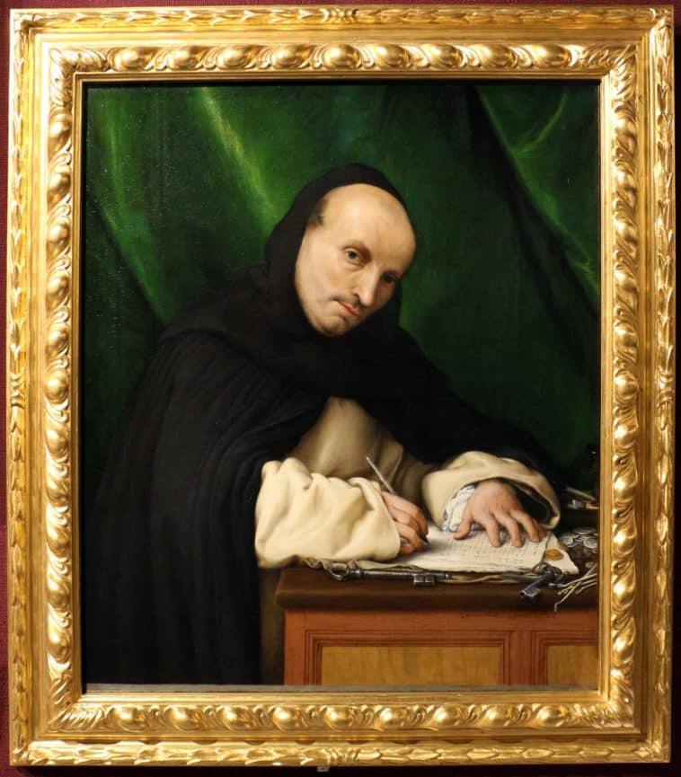 Lorenzo_lotto,_ritratto_di_un_domenicano_del_convento_di_san_zanipolo_(forse_marcantonio_luciani),_treviso,_musei_civici_01